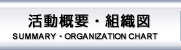 活動概要・組織図 | SUMMARY・ORGANIZATION CHART